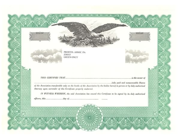 Corporate Certificates Blank Pictures to Pin PinsDaddy – Blank Share Certificate