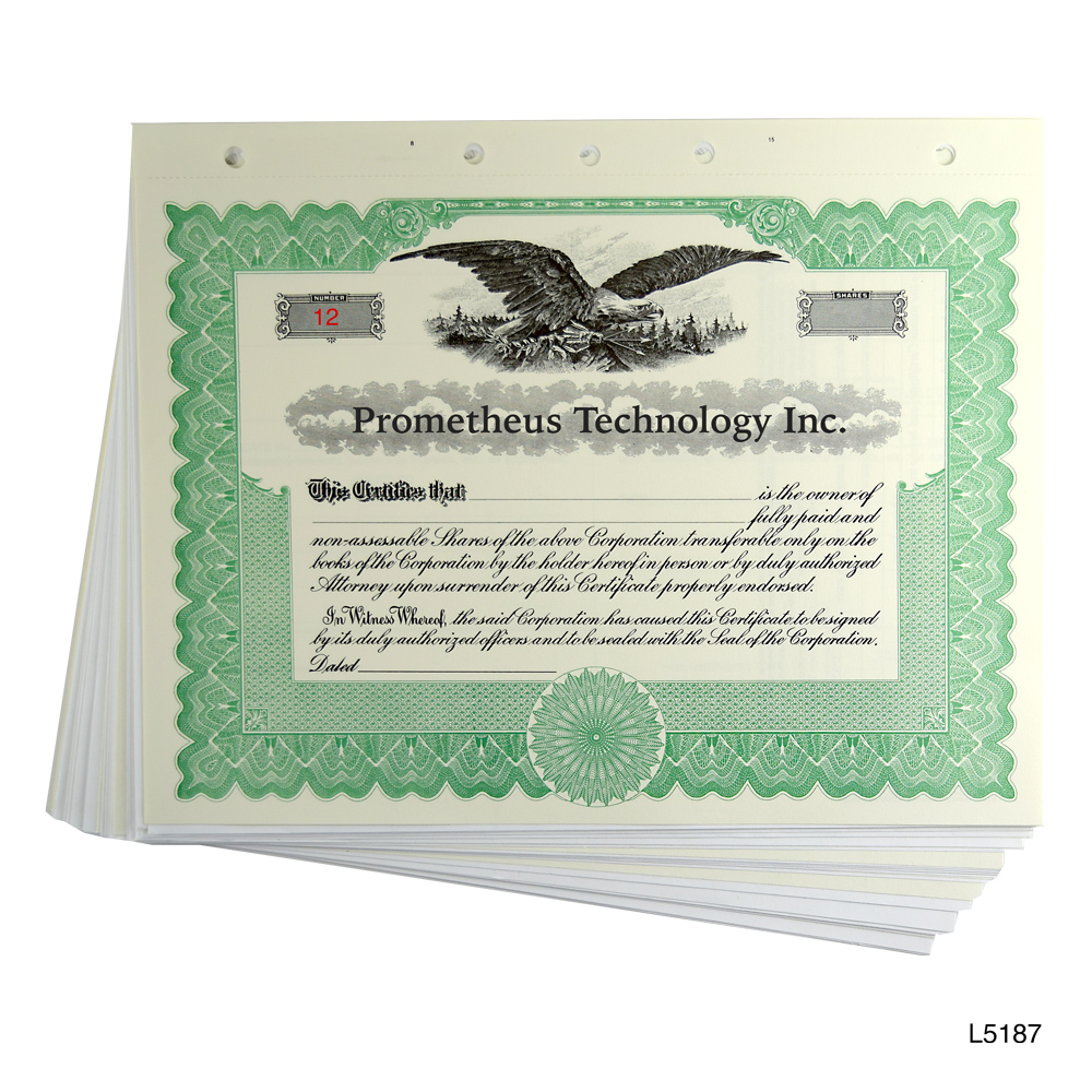 Doc400309 Printable Certificates Certificate – Blank Stock Certificate Template Free