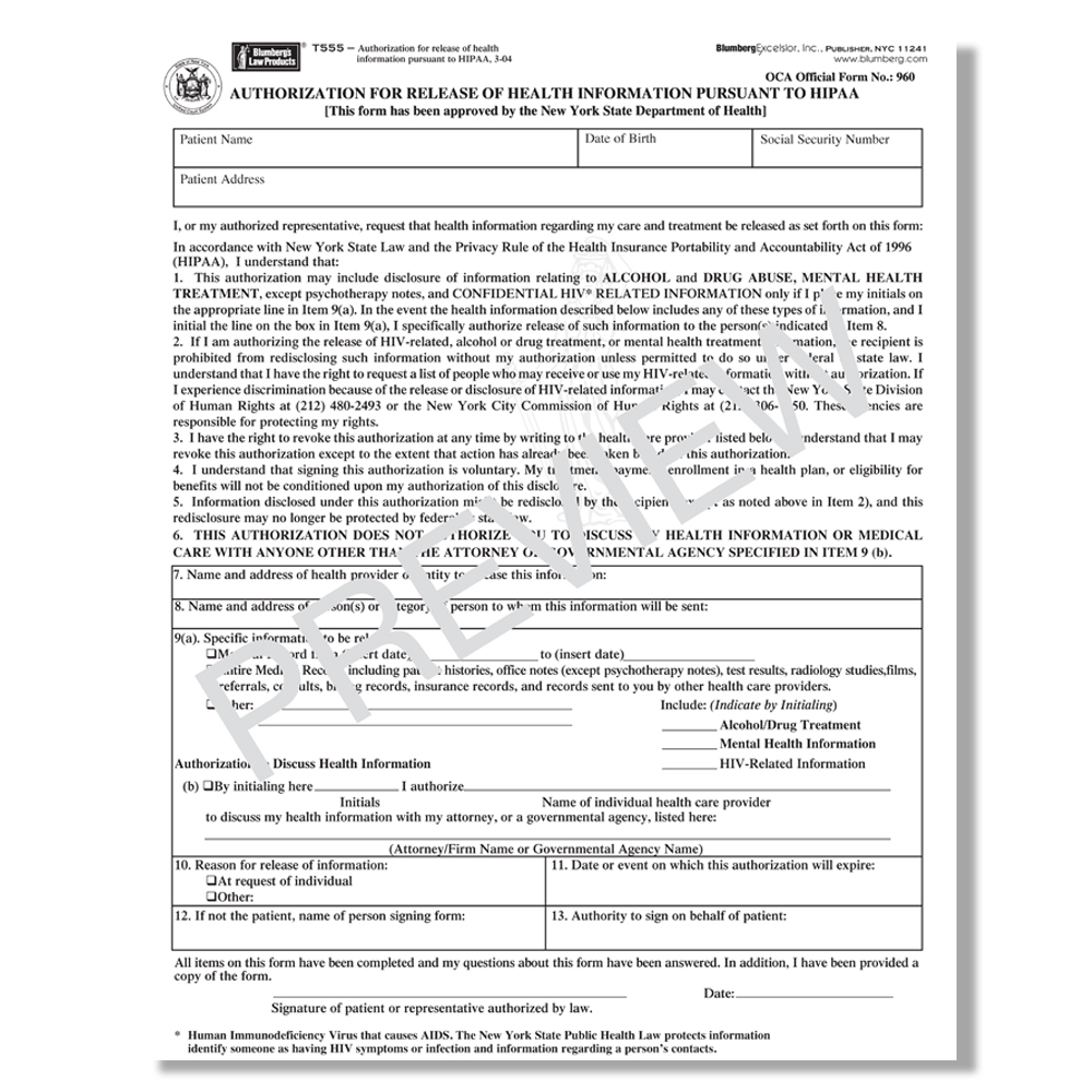 Blumberg New York Calendar Practice Legal Forms For Health And