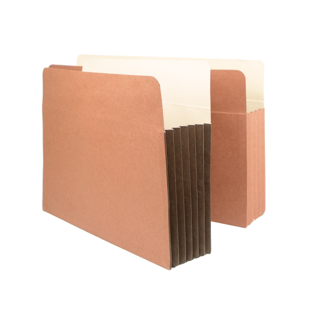 Redrope Letter Size Expansion File Pockets