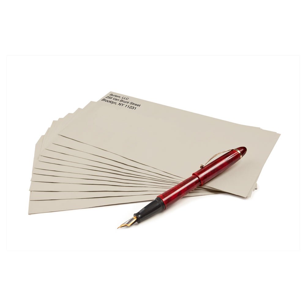 No. 10 Business Envelopes with Return Address