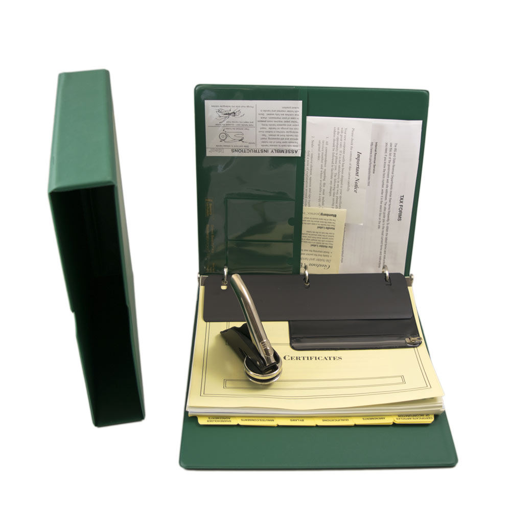 Blumberg Green Beauty Corporate Kit
