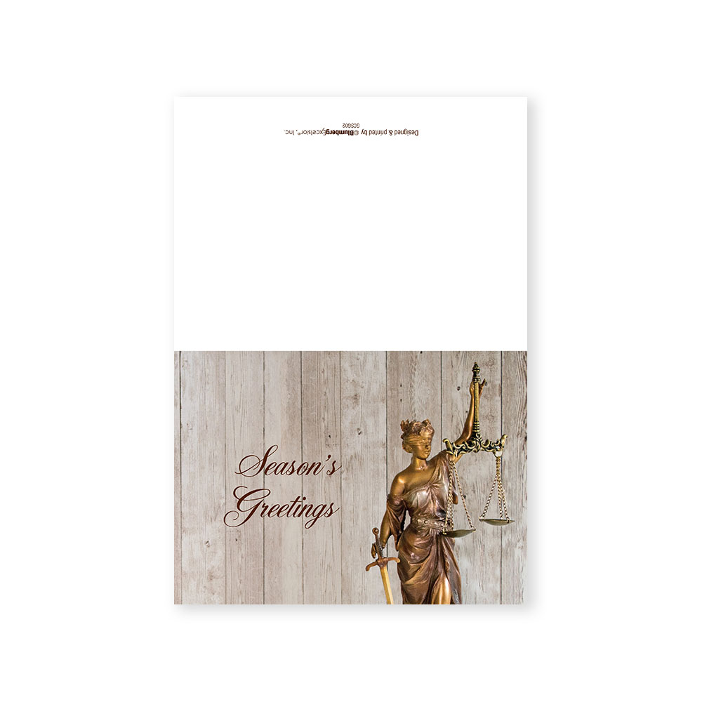 Blumberg Holiday Greeting Cards