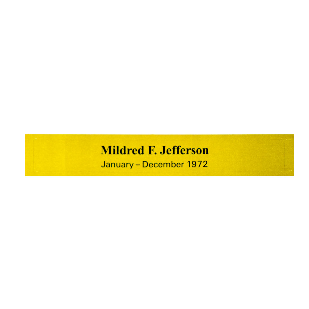 Corporate Kit Entity Name Label