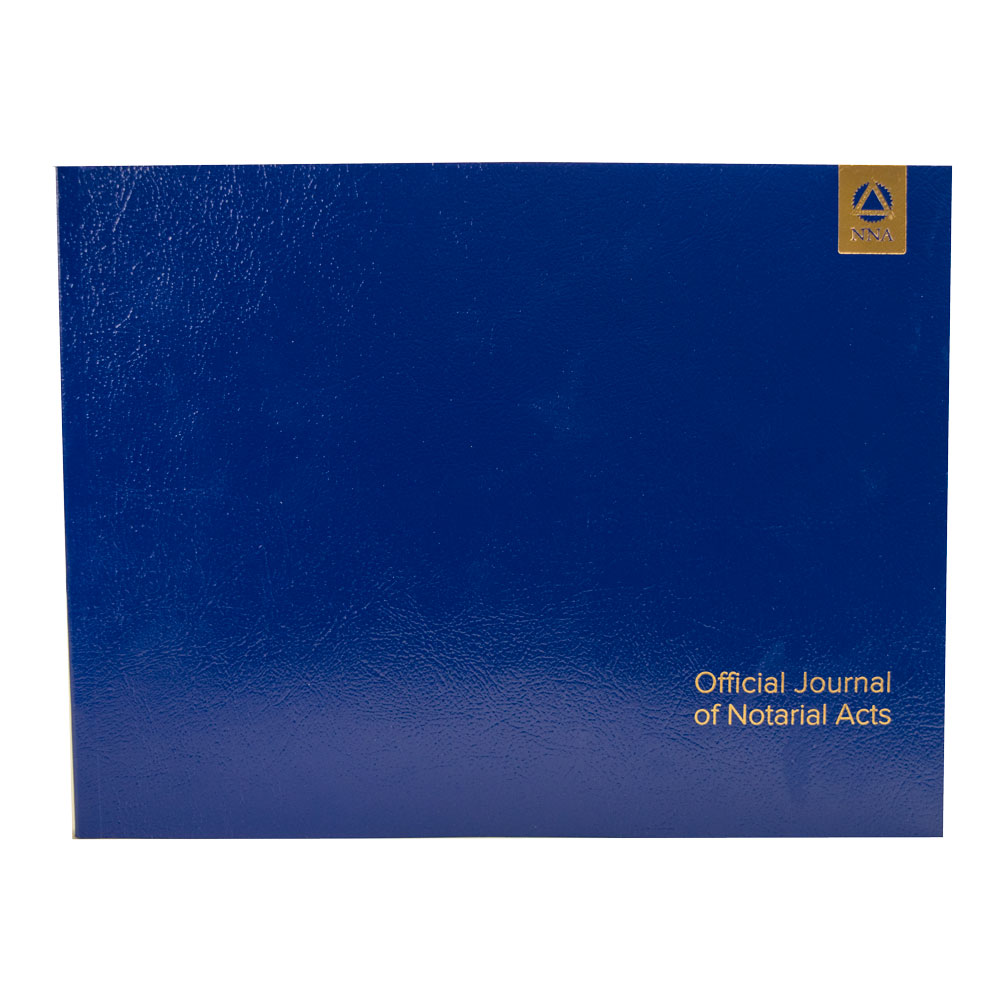 Official Journal of Notarial Acts