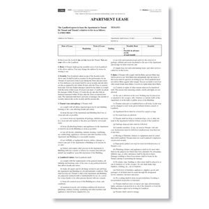 Connecticut Lease Forms Apartment House Commercial Lease