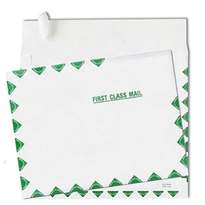 First Class Expansion Tyvek Envelopes 18 lb.