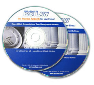 ESILAW Time Billing Law Practice Software