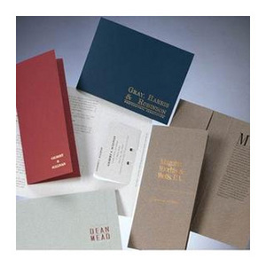 Brochures for Law Firms
