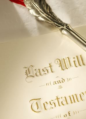 Last Will & Testament and Trust Stationery