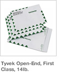 Tyvek 14lb Mailing Envelopes First Class