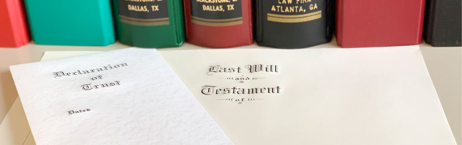 6ff9db8cfbd5 Last Will   Testament and Trust Stationery