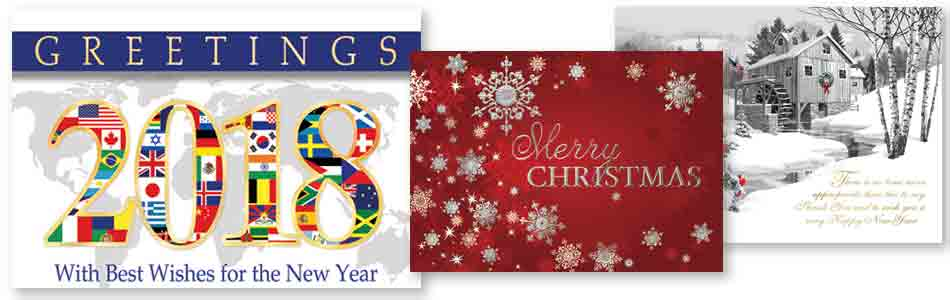Christmas Cards for Lawyers, Businesses, Nonprofits